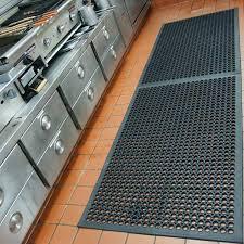 Commercial Kitchen Flooring by Restaurant Kitchen Floor Mats Non Slip Commercial Flooring Non