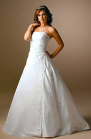 hire wedding dresses plus size wedding dresses for hire rent or rental in thorndon
