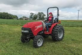 farmall 30a compact utility tractors case ih