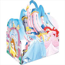 princess candy bags disney princess cajitas candy box castillo princess bag 36 units