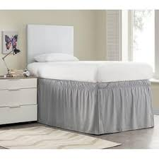 Bed Frame Skirt Xl Size Bed Skirts For Less Overstock
