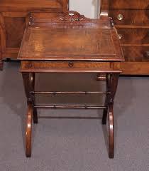 19th century american eastlake davenport desk burled walnut at 19th century american eastlake davenport desk burled walnut 2