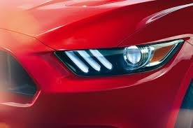 2002 ford mustang headlights 2015 ford mustang revealed automobile magazine