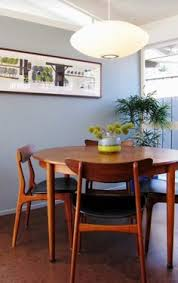 get the look create an inviting mid century dining nook nelson