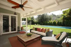 white roof porch farmhouse with covered patio canvas outdoor