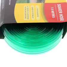 garden soaker hose 7 5m fitted uv treated pope tap ready fitted