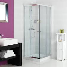 bathroom interesting frosted glass corner shower kit for modern exciting corner shower kit with cozy dark ikea bathroom vanity for modern bathroom design