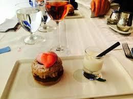amour et cuisine brest tout chocolat glace gingembre sauvage et petits fruits