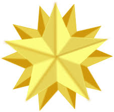 christmas star decoration clipart clipartxtras