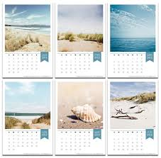 Small Easel Desk Calendar
