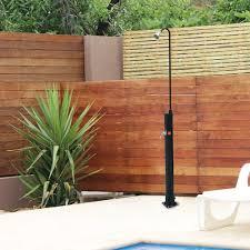amazon com 7 ft pool spa solar base shower outdoor backyard