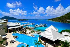 A Map Of The Caribbean United States Virgin Islands Map Geographical Features Of United