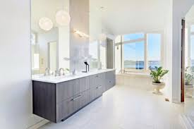 Bathroom With Shower Only Bathroom Large Bathroom With White Wall And Ceiling With