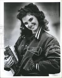 1984 Press Photo Heather Kahn, Malden H.S. Teen Magazine finalist ... - 4982953
