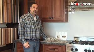 How To Install Kitchen Tile Backsplash How To Install A Glass Mosaic Tile Backsplash On Vimeo