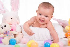 easter pictures with baby baby hire