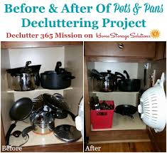 home pans how to declutter pots and pans other cookware