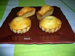 cuisiner sans gras recette de petits gâteaux poire vanille sans matière grasse