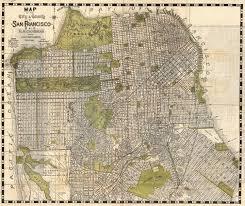 San Francisco Neighborhoods Map by Alek Keytiyev U2014 San Francisco Neighborhoods By Alek Keytiyev San