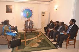 le siege de l ua la ceeac un outil d intégration pour l afrique centrale