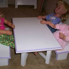 american doll dining table best american doll table products on wanelo