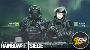 swedish operators operation brass hail rainbow six siege