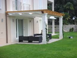 Awning Over Patio Pergola Retractable Roof Systems Maryland Retractable Awnings