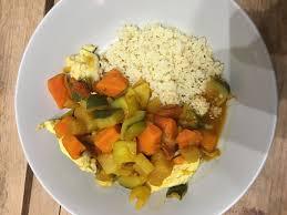 cuisiner un couscous couscous express et allégé avec ou sans thermomix perrine cuisine