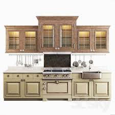 classical cuisine 3d models kitchen classical cuisine 001