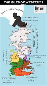 Map Westeros Westeros In 2013 By Soaringaven On Deviantart