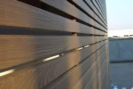 legno per rivestimento pareti legno per esterno le essenza ip礬 iroko teak frassino termo