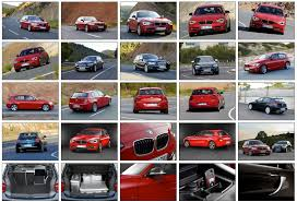 name of bmw 2012 bmw 1 series hatchback f20 official information specs
