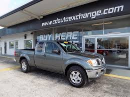 nissan frontier king cab for sale nissan frontier king cab se v6 in florida for sale used cars on
