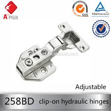 soft close kitchen cabinet door hinge hydraulic slow shut clip on