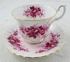 Vanity Fair China Royal Albert China Series Vanity Fair Series Cup U0026 Saucer Tea