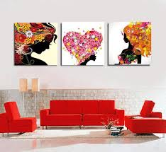 painting for home decoration african canvas print wall art oil paint home decor nofran