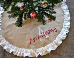burlap tree skirt best 25 burlap tree skirt ideas on burlap tree skirt