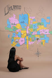 Map Request Local Love U0026 Orlando Maps How It All Started U2014 Macbeth Studio