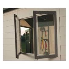 Tri Fold Doors Interior 11x21 Ft Storage Building Kit Tri Fold Doors 60237