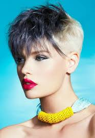 trendy short hairstyles punk women1 jpg 500 725 hair
