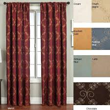 Pinch Pleat Drapes 96 Inches Long 96 Inch Curtains Quick View 96 Inch Curtains Kohls Curtains For