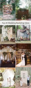 wedding unique backdrop 226 best wedding backdrops images on marriage wedding