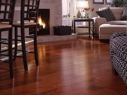 santos mahogany cabreuva hardwood solid prefinished timber floor