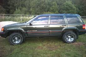jeep grand 1995 limited 1995 jeep grand orvis pictures 4000cc gasoline