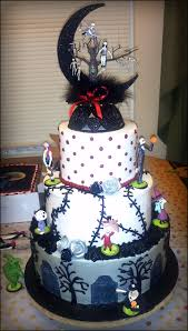 christmas wedding cakes a nightmare before christmas wedding cakes the wedding