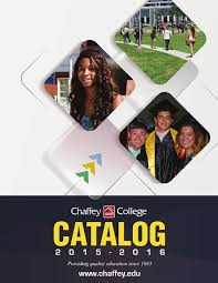 chaffey college catalog 2015 2016 by chaffey college issuu