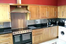 stainless steel kitchen backsplash panels 931x350 sheet metal backsplash stainless steel kitchen panels modern