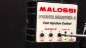 xmax 125 boitier malossi force master 2 youtube