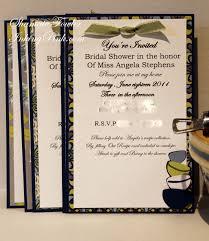 inkingpink kitchen themed bridal shower