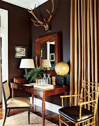 Wall Color Brown Tones  Warm And Natural Interior Design Ideas - Warm interior design ideas